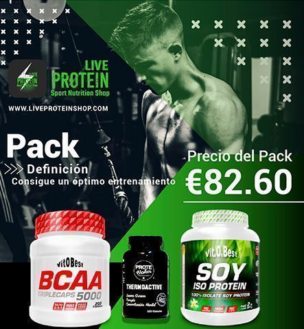 Live Protein redes sociales